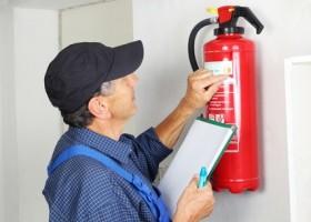 Tűzoltó készülék készenlétben tartása, ellenőrzése az új OTSZ szerint