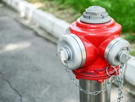 Tűzoltó vízforrások ellenőrzése