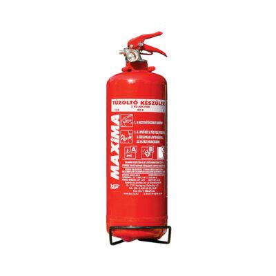 2 kg-os ABC porral oltó MAXIMA készülék PKM2A