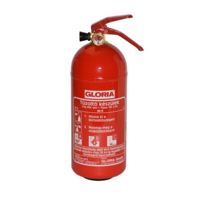 1kg-os Gloria ABC porral oltó készülék