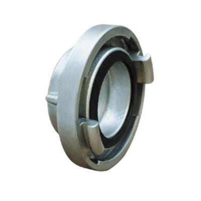 A tűzoltószekrények egymáshoz, a tűzoltó vízforrásokhoz való csatlakoztatására szolgáló, belső menetes csonkkapocs 52 mm-es méretben
