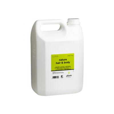 Magas minőségű, környezetbarát, bőrkímélő, antiallergén és színezék mentes 2 az 1-ben tusfürdő és sampon.