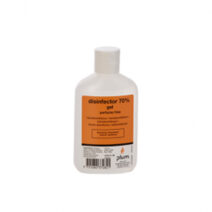 Disinfector 70% gél 120 ml-es flakonban